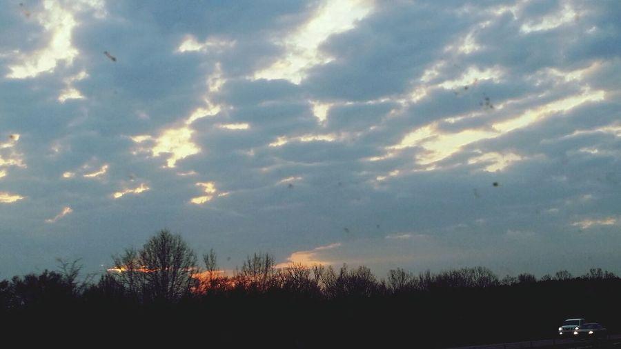 Clouds And Sky Arkansas