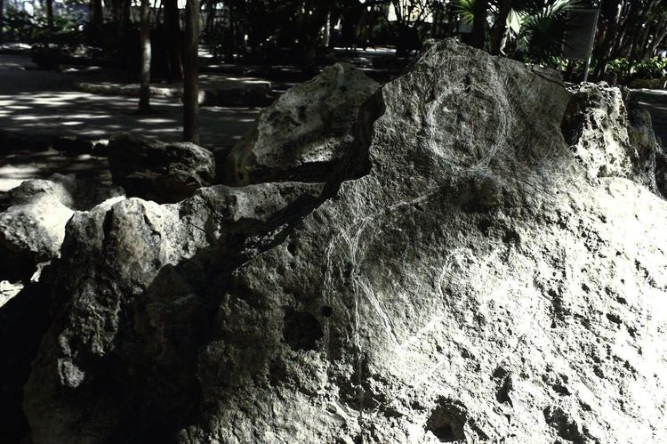 Heart Rock - Object Day Outdoors Nature No People Beauty In Nature Drawings How