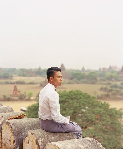 Bagan view Film Photography EyeEm Portrait Temple Bagan Myanmar Burma Iconic Eye4photography  Burmese EyeEm Best Shots EyeEm Gallery Filmphotography The Traveler - 2018 EyeEm Awards