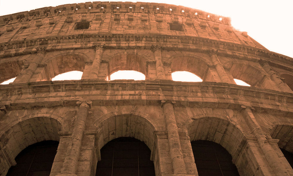 Colosseo Ancient Ancient Civilization Arch Architecture Building Exterior Built Structure Colosseo Roma Colosseum Day History Illuminated Low Angle View No People Old Ruin Outdoors Sky The Past Tourism Travel Travel Destinations