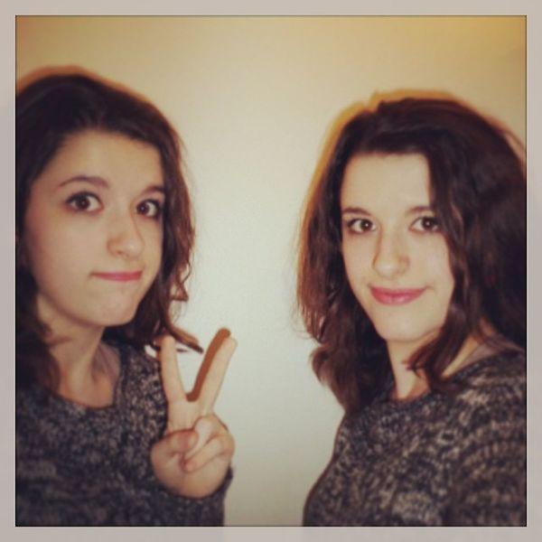 Ça y est, j'ai trouvée mon nouveau délire x) ! Mais malgré tout, personne ne me ressemblera autant que @youwife ! Twins Double Shadowself JustMe