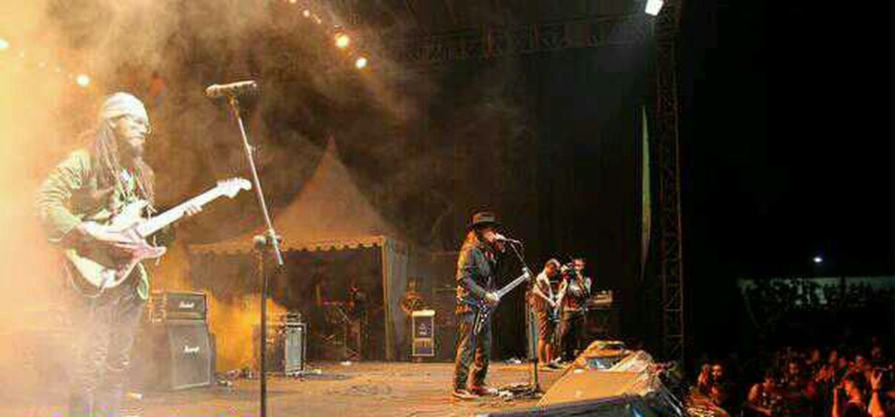 "Navicula On Stage ""Rock In Solo"" RIS2013 Rockinsolo Rockfest INDONESIA"