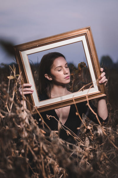 Chiara in the frame Young Adult One Person People Beauty Young Women Only Women Females Beautiful Woman Outdoors Portrait Beautiful People Nature Lover Colors Cute Girl Art Frame Framed Lovely Girl Shooting Models Close-up Lovely Day One Young Woman Only
