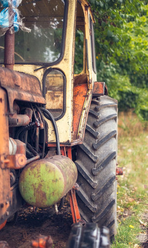 Old and aged farm motorized vehicle for work on farm Agriculture Machinery Old Machines Tractor Agricultural Machinery Agriculture Car Close Up Day Farm Machinery Farm Machines Field Food Food And Drink Land Land Vehicle Machinery Metal Mode Of Transportation Motor Vehicle Nature No People Outdoors Plant Rusty Tire Tractor Tractor In A Field Transportation Vintage Machine Wheel The Still Life Photographer - 2018 EyeEm Awards