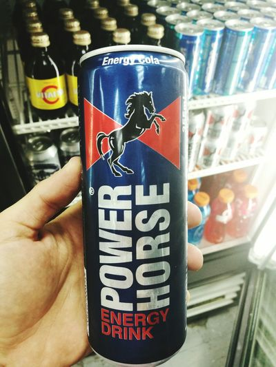 PowerHorse Power Energydrink Energyboost Energy Drink Cans Energy