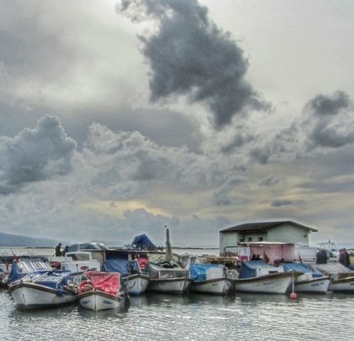 Sea And Sky Fisherboats  Getting Inspired