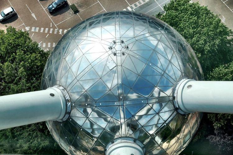 Atomium.Belgique