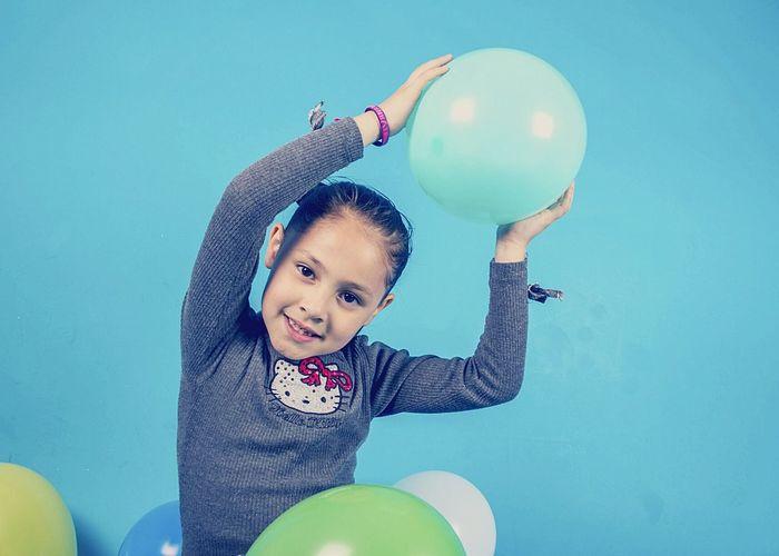 Sweet Child Portrait Studio Photography Taking Photos