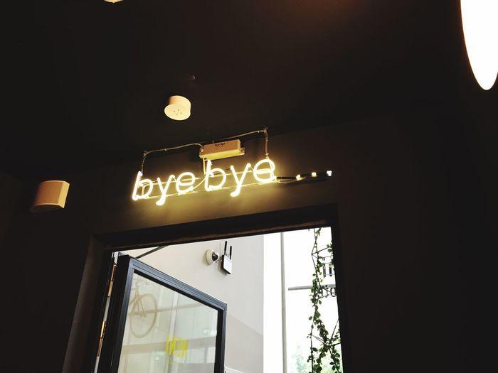 Goodbye 💁