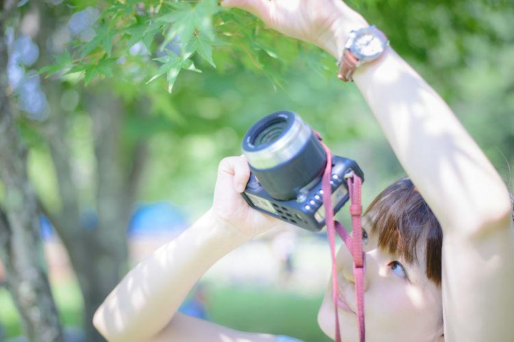 Nikon女子 Nikon ポートレート 女の子 Portrait Girl