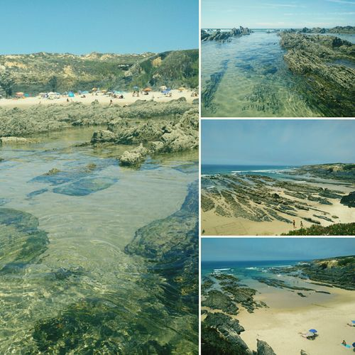 Relaxing Enjoying Life Freedom Peace Holidays Costa Vicentina Alentejo, Portugal Almograve