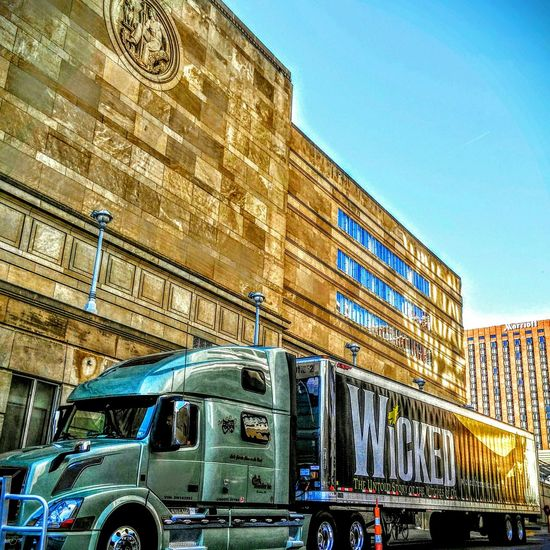 Theater Life kcmo Playhouse Theatre Musical entertainment Truck Hello World Enjoying Life Wicked Street Photography Things I Like Story Time Urban Photography Phoneography The Irwin Collection