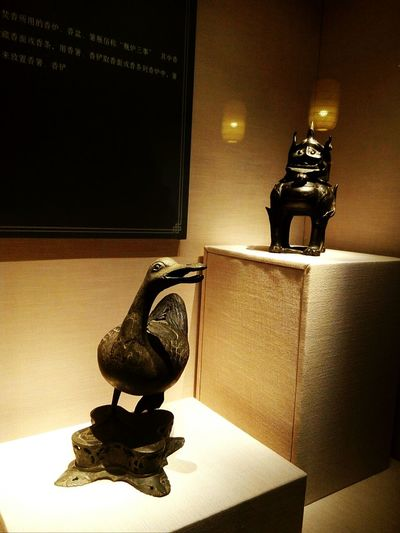 Duck Moster Animals Ancient Animal Taking Photos Ancient Beauty History Museum  EyeEm Gallery Guangzhou,China Shot