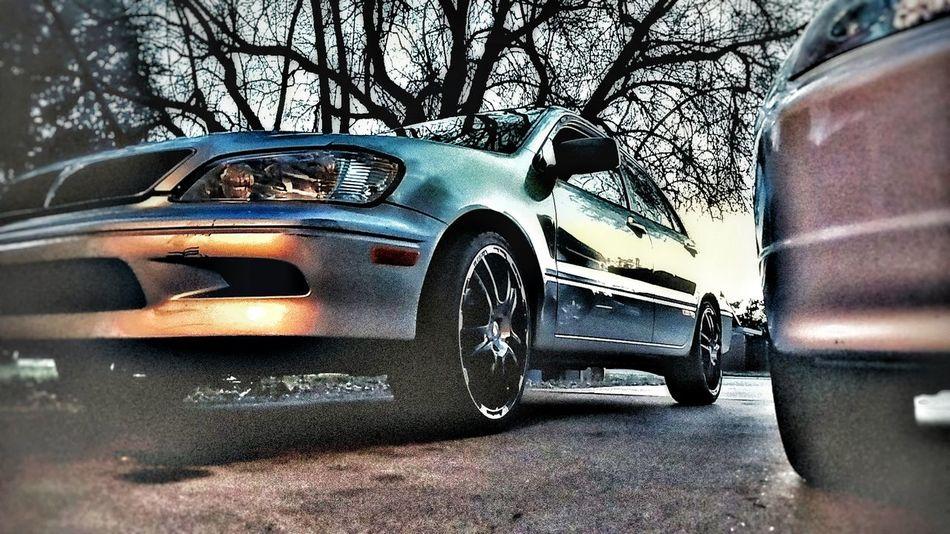 Mitsubishi Lancer Taking Photos My Car Clean Car