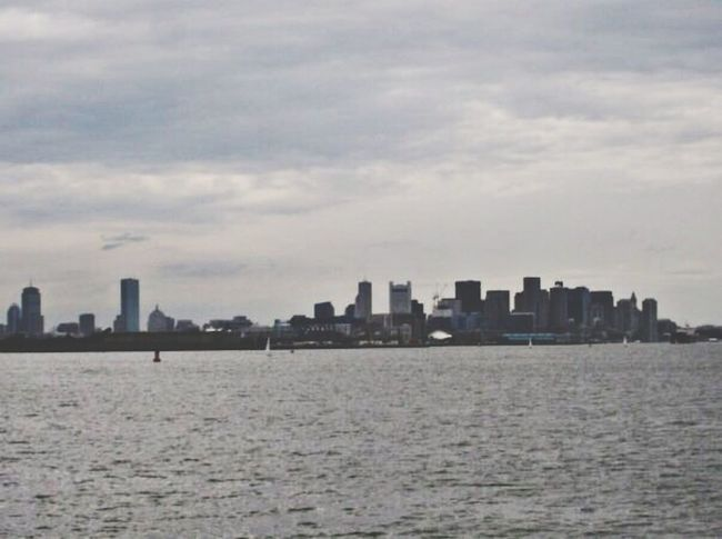Boston Harbor Skyline Urban Escape Harbor Cruise