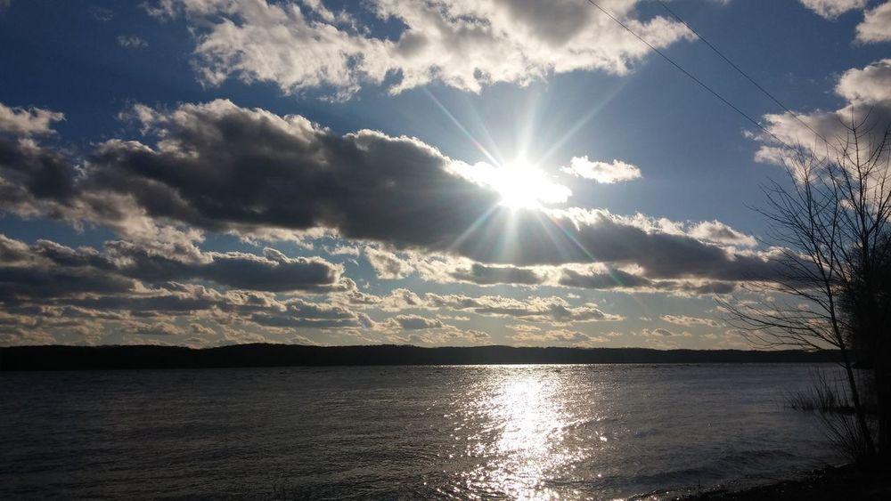 Sun Clouds Sun Sky Clouds