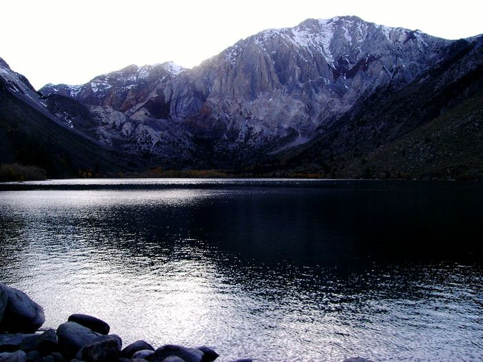The Great Outdoors - 2015 EyeEm Awards Convict Lake Peaceful Place