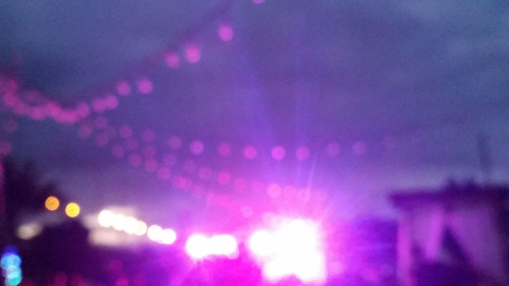 Night Purple Arts Culture And Entertainment Illuminated Celebration Nightlife Pink Color Excitement Crowd Popular Music Concert Outdoors Defocused Sky Business Stories An Eye For Travel