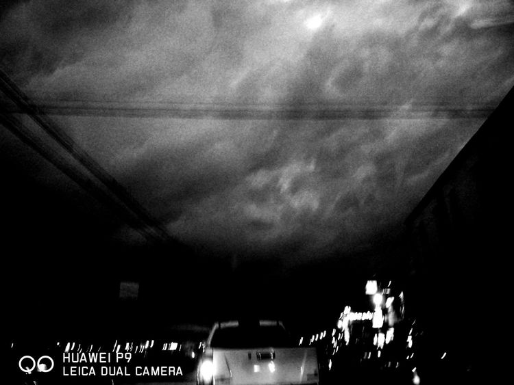Outdoors Sky Black And White Clouds And Sky Black Cloudy Sky