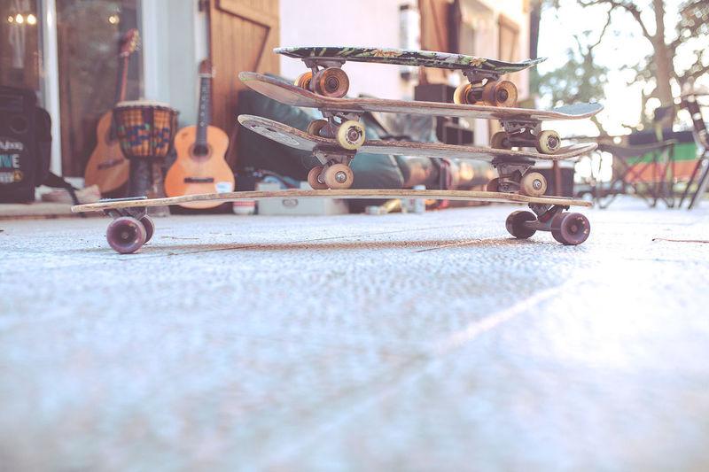 Longboard Sk8life Sk8orDie Skateboard