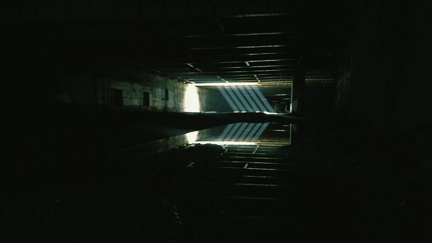 Underground Freedom: paikura © NYC AMPt_community EyeEm Best Shots Eye4photography  Streetphotography Sunlight Reflection_collection Tunnel