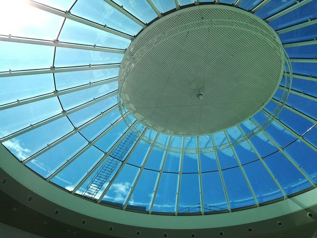 Sky Roof Crystal Shopping CenterLiffeyvalley