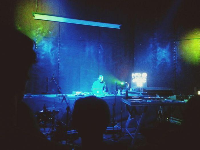 Andy Stott C2C C2c13 Music Festival
