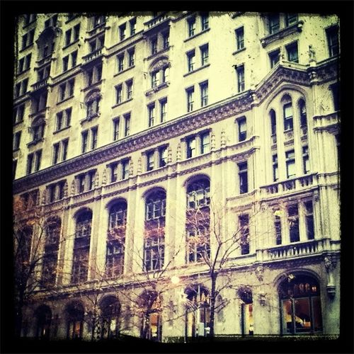 Walking the streets of New York City :D