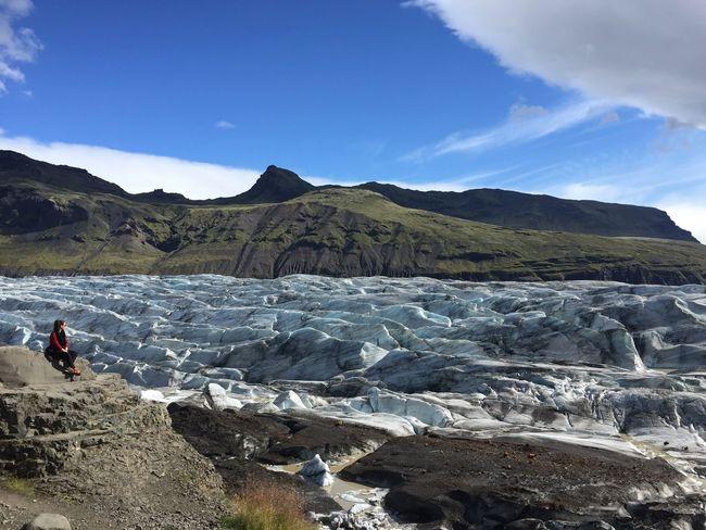 Ice Age Iceland Iceland Memories Iceland_collection Svínafellsjökull Glacier Glacier Lake Iceland Trip Icelandic Icelandtrip Icelandic_explorer Iceland Nature Iceland Summer