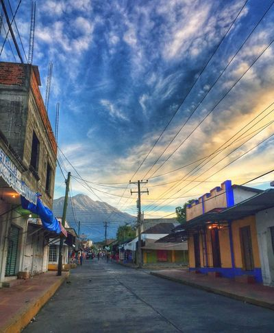 EyeEmNewHere Volcán Tacana Naturaleza
