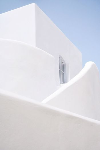Architecture Built Structure White Color Whitewashed Building Exterior No People Outdoors Minimalistic Minimalist Architecture Minimalist Architecture Minimalobsession Minimalism Simple Photography The Week On EyeEm EyeEm Selects TheWeekOnEyeEM Eye4photography  Greek Islands EyeEm Best Shots Santorini, Greece Santorini Greekislands Greece Arch Inner Power The Architect - 2018 EyeEm Awards