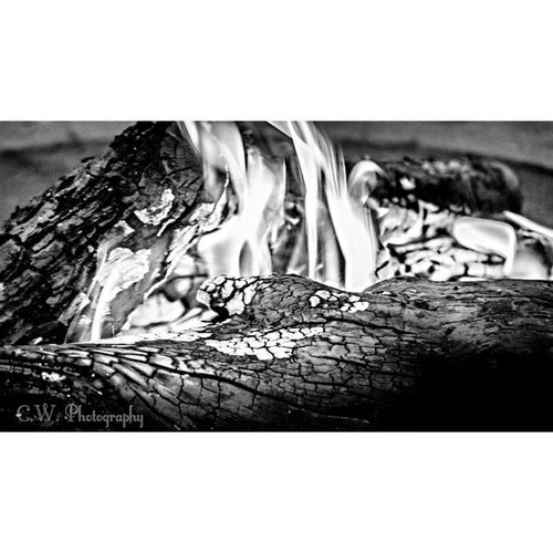 Fire is the rapid oxidation of a material in the exothermic chemical process of combustion, releasing heat, light, and various reaction products. Bw_kings Picoftheday Pro_ig Instamood