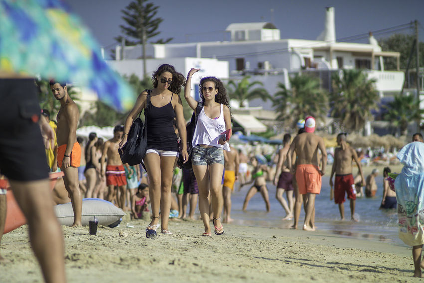 beach lifetime , and preety girls Agia Anna Animation Beach Blond Long Hairs Busisness Eating Famous Place Fasshionable Gay And Gey Naxos Beach Nice Girls Oiled Boys Preety Girl Sea Smile Summer Swimsuit Vacations Wacation Water Tenis, Young Peoples, Wildlife & Nature Woman Yacht In Background