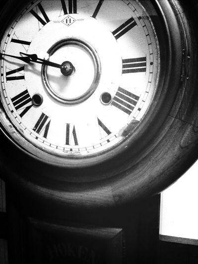 Time Machine B/w Daily