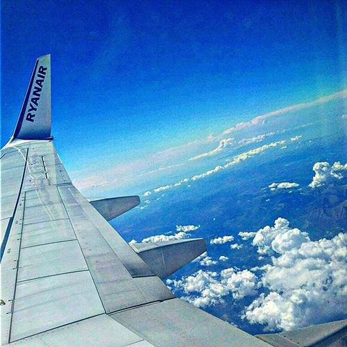 Flying over Greece (Athens) ✈⛅ Ig_athens Athensvoice Athensvibe In_athens welovegreece_ greecestagram wu_greece ae_greece igers_greece greece travel_greece iloveellada airplane flying sky skyline skylovers trip vacation clouds cloudscape skypainters sky