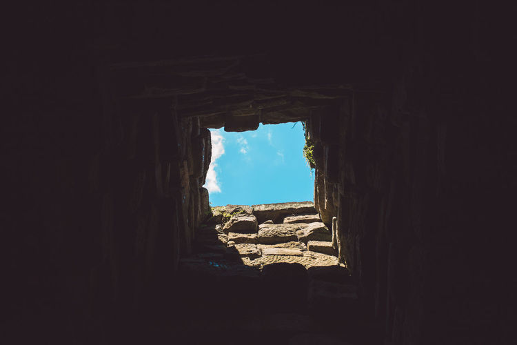 Siem Reap Cambodia Angkor Sky Solid Architecture Rock Rock - Object Nature Built Structure No People Day History The Past Water Travel Destinations Outdoors Old Ruin Window Cloud - Sky Travel Rock Formation Ruined Ancient Civilization Deterioration