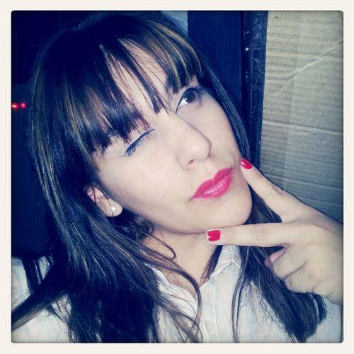 Chinita ^.^ Hi! First Eyeem Photo