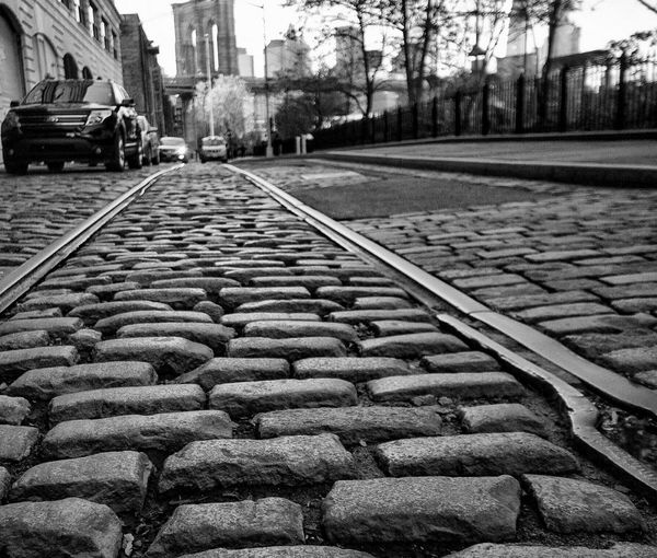 Cobblestonesgraphy ] DUMBO, Brooklyn Streetphotography Eye4black&white  Walking Around Taking Photos From My Point Of View Check This Out Urbanphotography
