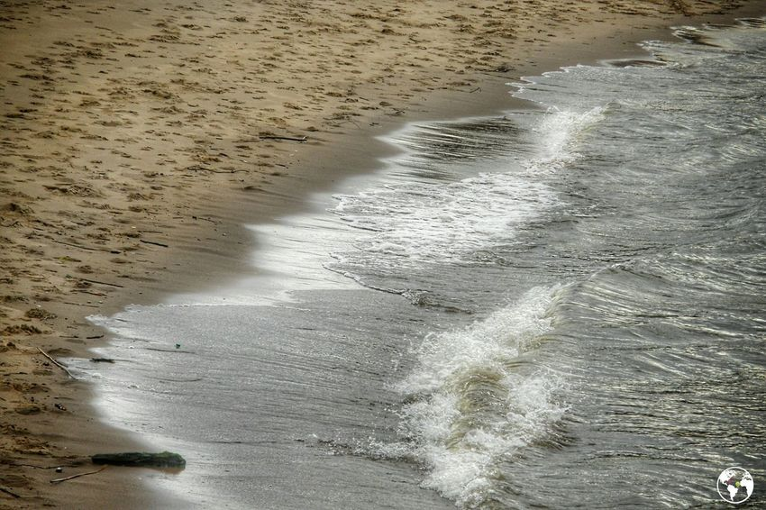 Beach Sand Waterfront River Wildwater Waves Outdoor Photography