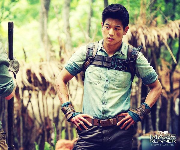 The Maze Runner <3 Minho so cute hy~hy~