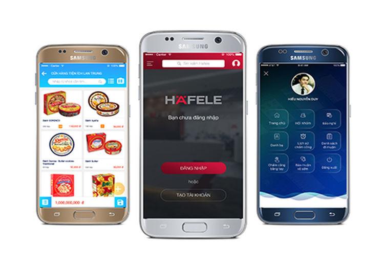 Thiết kế ứng dụng điện thoại là công cụ hỗ trợ đắc lực cho doanh nghiệp trong thời đại công nghệ mobile ngày một phát triển và gắn liền với đời sống con người. http://apecsoft.asia/ung-dung-ban-hang/ ứng Dụng Bán Hàng