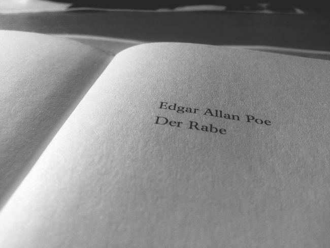 Edgarallanpoe The Raven favorite poem♡