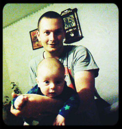 мои сладкие мужчины:-) First Eyeem Photo