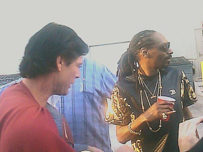 Snoop Dogg Snoop! Snoopdogg Superman SuperMan! Hollywood Just Chillin'