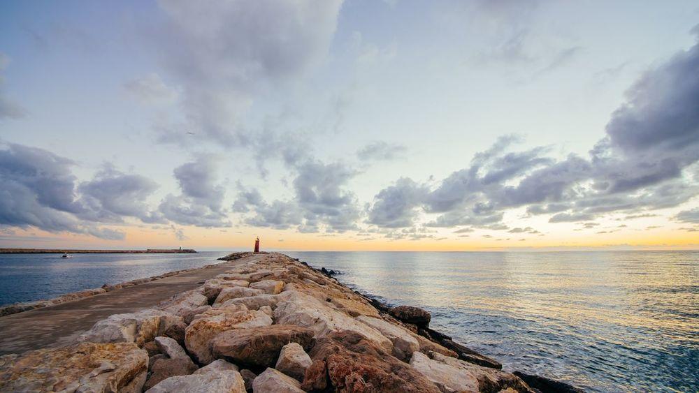 GH4 SPAIN Sunrise Sea