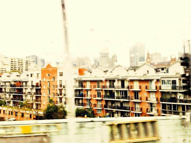 Trainphotography Movement Rainy Days Fromthetrain Fine Art Photography