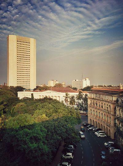 Reserve Bak Of India Horniman Circle Mumbai_in_clicks Mumbai Mumbaimerijaan Office View