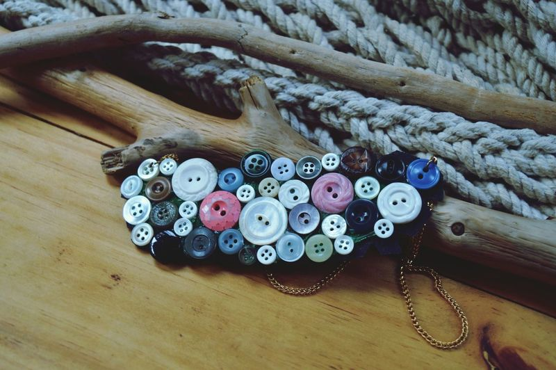 Handmade Jewellery Byme Buttons Handcrafted Colorfull Ohyeah Tumblrgirl Itsartdarling Montrealswag Hippiestuff