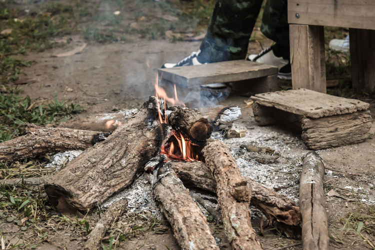 firewood. Nature Day Tree Land Fire Firework - Man Made Object Firework Display Flame Wood Burning Burn Fireplace Hot Heat - Temperature Heat Heating Bonfire Log Coal Coals Warm Smoke Smoke - Physical Structure Campfire EyeEmNewHere