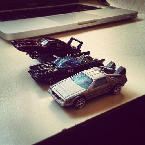 Toretto vs Batman vs Martymcfly